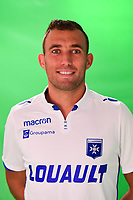 Ivan Firer of Auxerre