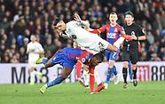 Crystal Palace v Burnley 01/12/18