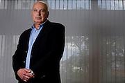 Belo Horizonte _ MG, 04 de Fevereiro de 2009..Retrato do presidente executivo da Arcelor Mittal Serra Azul, Jose Viveiros...Portrait of executive Chairman of Arcelor Mittal Serra Azul, Jose Viveiros...Foto: BRUNO MAGALHAES /  NITRO