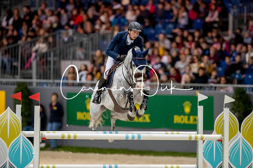 Fuchs Martin, SUI, Silver Shine<br /> CHI Genève 2019<br /> © Hippo Foto - Dirk Caremans<br />  12/12/2019