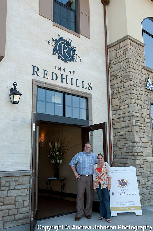 Inn at Red Hills, Dundee, Oregon