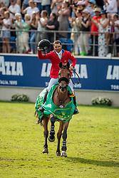 Farrington Kent, USA, Gazelle<br /> CHIO Aachen 2019<br /> Weltfest des Pferdesports<br /> © Hippo Foto - Dirk Caremans<br /> Blum Simone, GER, DSP Alice