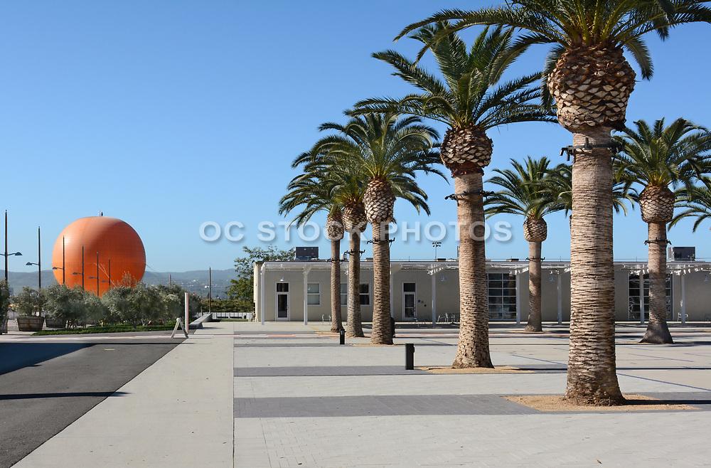 Palm Court at Orange County Great Park Irvine