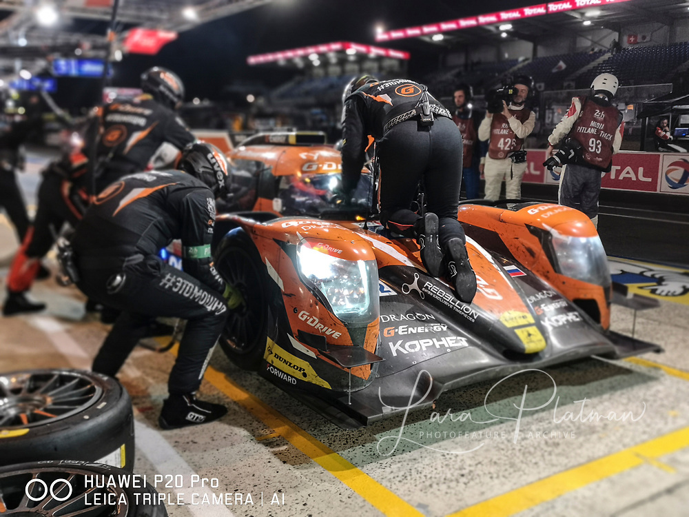 Le Mans 24Hour 2018 with Huawei P20 Pro