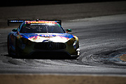 September 21-24, 2017: IMSA Weathertech at Laguna Seca. SunEnergy1 Racing, Mercedes AMG GT3, Kenny Habul, Tristan Vautier, Boris Said