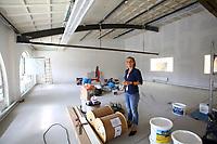 Ludwigshafen. 11.07.17   depotLU<br /> depotLU. In einem ehemaligen Stra&szlig;enbahndepot hat Investorin Birgit St&auml;rk neues Leben eingehaucht. Neben Exklusiven L&auml;den, gibt es Wohnungen und Firmenr&auml;ume.<br /> - Birgit St&auml;rk<br /> <br /> BILD- ID 0047  <br /> Bild: Markus Prosswitz 11JUL17 / masterpress (Bild ist honorarpflichtig - No Model Release!)