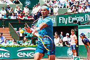 Raphael nadal (esp) during the Roland Garros French Tennis Open 2018, day 12, on June 7, 2018, at the Roland Garros Stadium in Paris, France - Photo Pierre Charlier / ProSportsImages / DPPI