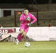 Kyle Letheren  - Dundee v Celtic - SPFL 20s Development League at Gayfield<br /> <br />  - &copy; David Young - www.davidyoungphoto.co.uk - email: davidyoungphoto@gmail.com