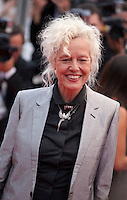 Photographer Ellen von Unwerth at the gala screening for the film Macbeth at the 68th Cannes Film Festival, Saturday 23rd May 2015, Cannes, France.