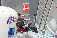 2014  ISAf Sailing World Cup | Finn