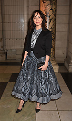 Natalie imbruglia at Fashioned From Nature held at The V&A Museum, London, England. 18 April 2018.