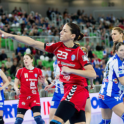 20120224: SLO, Handball - Women's EHF Champions League match, RK Krim Mercator v Buducnost Podgorica