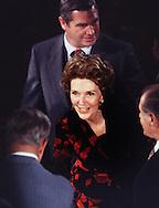 Nancy Reagan in November 1979..Photograph by Dennis Brack BBBs 20