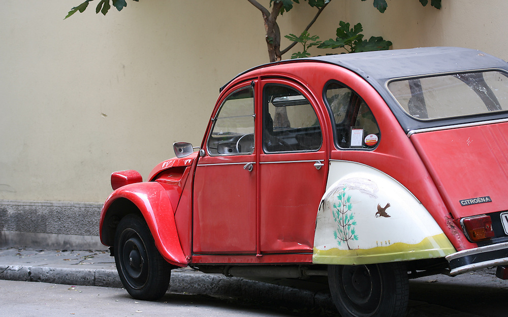 CITROEN, ATHENS GREECE