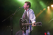 Joe Ely performs at the Old Settler's Music Festival in Driftwood, Texas, April 16, 2010.