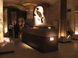 Noted Egyptiana collection at the University of Pennsylvania Museum of Archaeology and Anthropology..Philadelphia, Pennsylvania, PA USA.  Photo copyright Lee Foster, 510-549-2202, lee@fostertravel.com, www.fostertravel.com.  Photo 359-50047