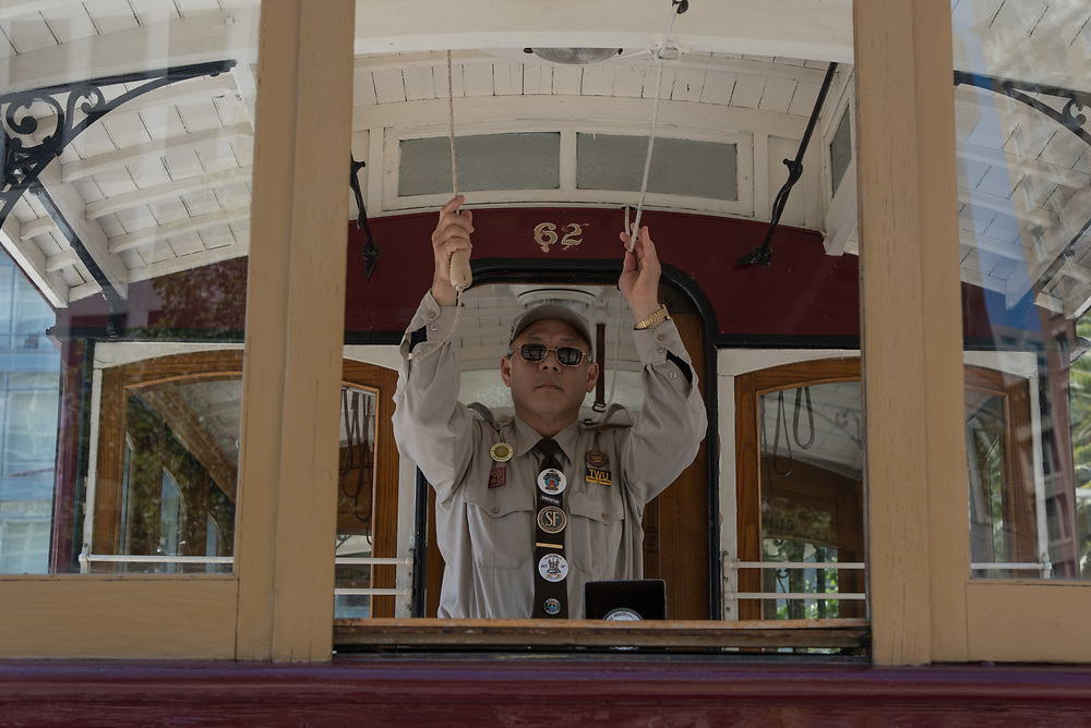 54th Annual Cable Car Bell Ringing Contest | July 13, 2017