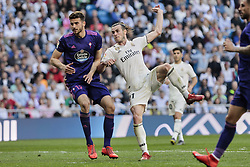 March 16, 2019 - Madrid, Madrid, Spain - Real Madrid's Gareth Bale seen in action during La Liga match between Real Madrid and Real Club Celta de Vigo at Santiago Bernabeu Stadium in Madrid, Spain. (Credit Image: © Legan P. Mace/SOPA Images via ZUMA Wire)
