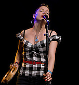 Imelda May Cambridge Folk Festival 2nd August 2009