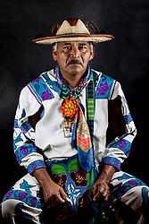 Partecipante del CNI, cultura Huichol