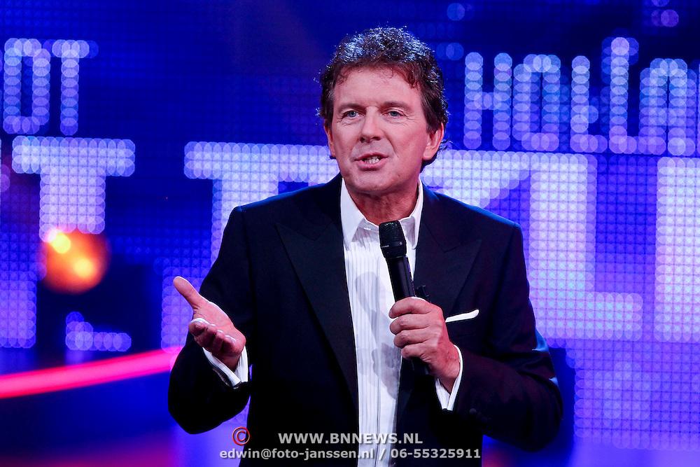 NLD/Hilversum/20100910 - Finale Holland's got Talent 2010, Robert ten Brink