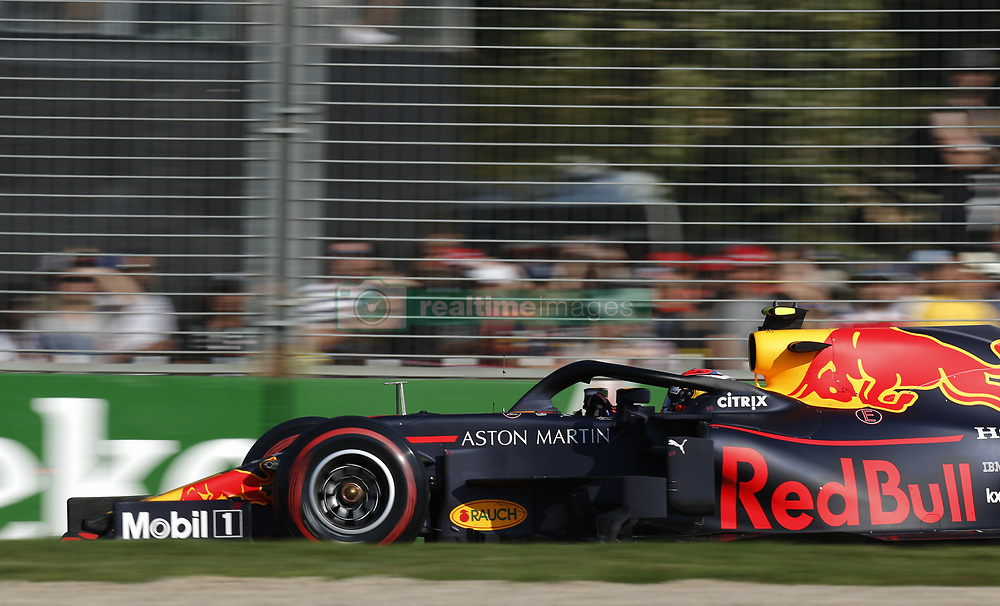 March 17, 2019 - Melbourne, Australia - Motorsports: FIA Formula One World Championship 2019, Grand Prix of Australia, ..#10 Pierre Gasly (FRA, Aston Martin Red Bull Racing) (Credit Image: © Hoch Zwei via ZUMA Wire)
