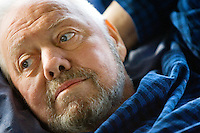April 15, 2007 -- Dick spent the last years before he got sick supervising power line tower construction in Alaska and providing damage assessments while working with the Federal Emergency Management Agency. Being bedridden for nine months took its toll on Dick, but he still retained control of his life -- and his death.