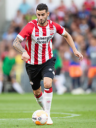 Gaston Pereiro of PSV during the Pre-season Friendly match between PSV Eindhoven and Valencia CF at the Phillips stadium on July 28, 2018 in Eindhoven, The Netherlands