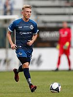 FODBOLD: Søren Henriksen (FC Helsingør) under kampen i ALKA Superligaen mellem AC Horsens og FC Helsingør den 23. september 2017 på CASA Arena Horsens. Foto: Claus Birch