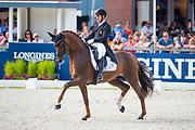 Severo Jurado Lopez - d' Avie<br /> FEI World Championships Young Dressage Horses 2019<br /> © DigiShots