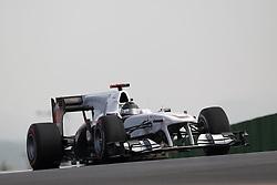 Motorsports / Formula 1: World Championship 2010, GP of Korea, 22 Nick Heidfeld (GER, BMW Sauber F1 Team),