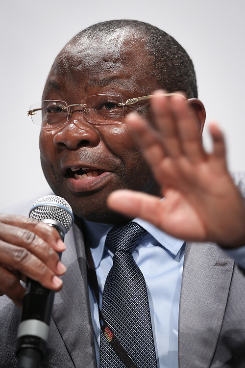 03 June 2015 - Belgium - Brussels - European Development Days - EDD - Food - Feeding the planet together - Nouhon Coulibaly , Director, Ministry of Agriculture, Ivory Coast © European Union