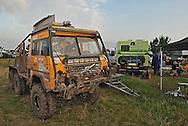"19. Rallye Breslau 2012.#224 - ""Flying Dutchman"" after the first day of racing..© Robert W. Kranz / Rallyewerk"