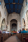 Celebrated harpsichordist Julian Perkins presents a programme of baroque jewels in the exquisite surroundings of the Norman Church of St Clements&rsquo;.<br /> St Clements Church, Sandwich. &copy; Tony Nandi 2017