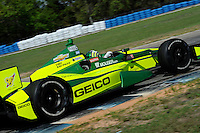 Tony Kanaan, INDYCAR Spring Training, Sebring International Raceway, Sebring, FL 03/05/12-03/09/12
