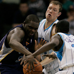 03-03-2010 Grizzlies at Hornets
