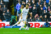 Leeds United midfielder Mateusz Klich (43) during the EFL Sky Bet Championship match between Leeds United and West Bromwich Albion at Elland Road, Leeds, England on 1 October 2019.
