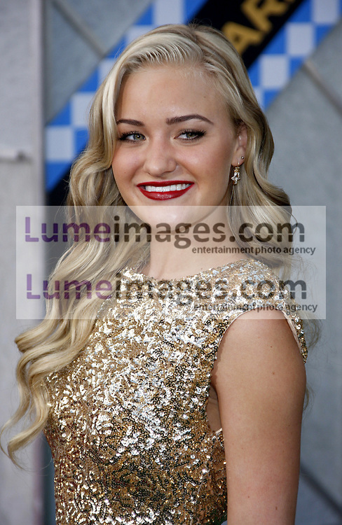 HOLLYWOOD, CA - SEPTEMBER 30, 2010: Amanda Michalka at the Los Angeles premiere of 'Secretariat' held at the El Capitan Theater in Hollywood, USA on September 30, 2010.