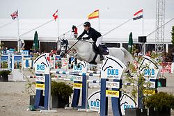NIEBERG Gerrit (GER), Contagio<br /> Hagen - Horses and Dreams meets the Royal Kingdom of Jordan 2018<br /> Grosser Preis der DKB Qualifikation DKB-Riders Tour<br /> 30 April 2018<br /> www.sportfotos-lafrentz.de/Stefan Lafrentz