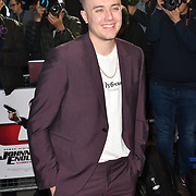 Roman Kemp attend Johnny English Strikes Again at CURZON MAYFAIR, London, Uk. 3 October 2018.