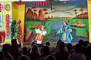 Laos, Vientiane. Chinese Opera.