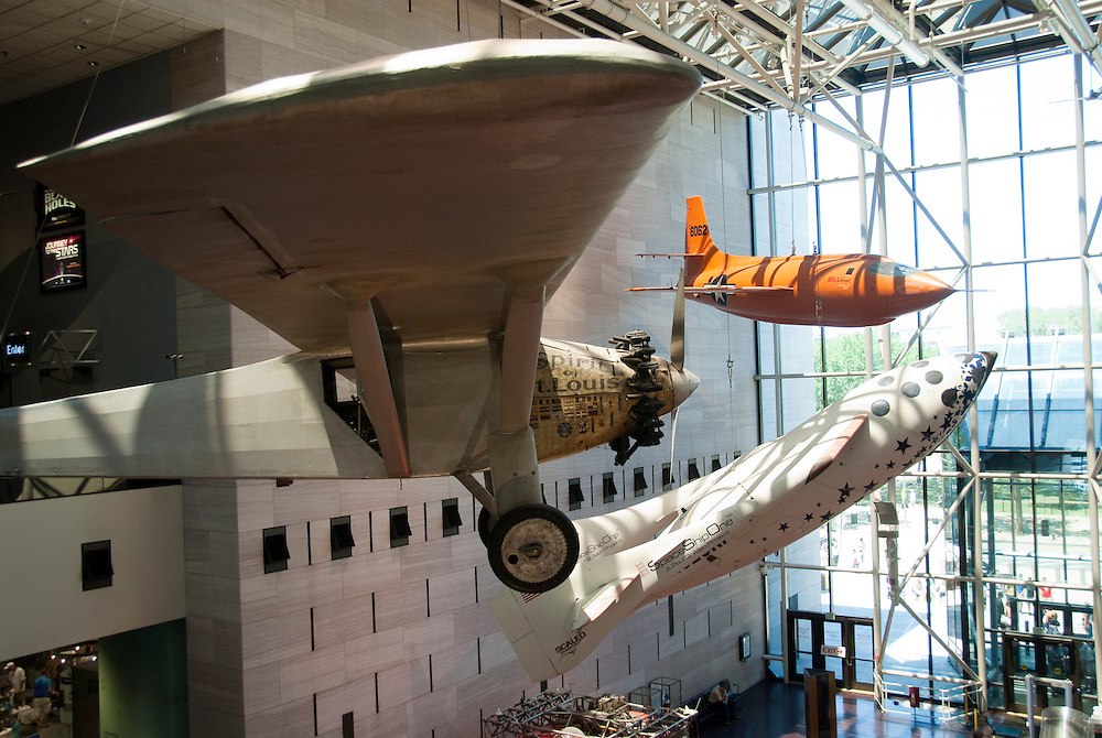Smithsonian Air and Space Museum, Washington DC