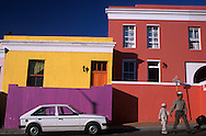 Malais Quarter .Cape Town.South Africa.