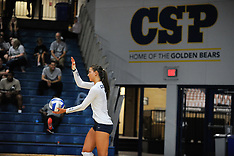 CSP Volleyball vs. Upper Iowa 9.14.17