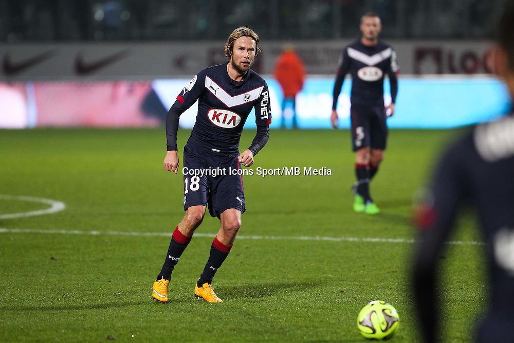 Jaroslav PLASIL - 03.12.2014 - Metz / Bordeaux - 16eme journee de Ligue 1 -<br />Photo : Fred Marvaux / Icon Sport