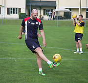 Dundee&rsquo;s Gary Harkins -  Dundee FC pre-season training camp in Obertraun, Austria<br /> <br />  - &copy; David Young - www.davidyoungphoto.co.uk - email: davidyoungphoto@gmail.com