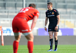 Harvey Skinner of Exeter Braves- Mandatory by-line: Nizaam Jones/JMP - 22/04/2019 - RUGBY - Sandy Park Stadium - Exeter, England - Exeter Braves v Saracens Storm - Premiership Rugby Shield