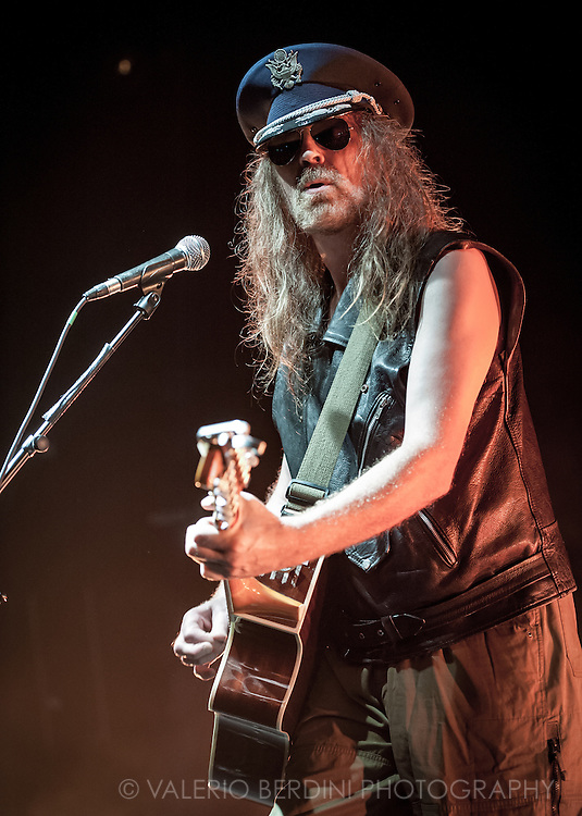 Julian Cope opening his 2017 UK tour at the Cambridge Junction on 2 Feb 2017