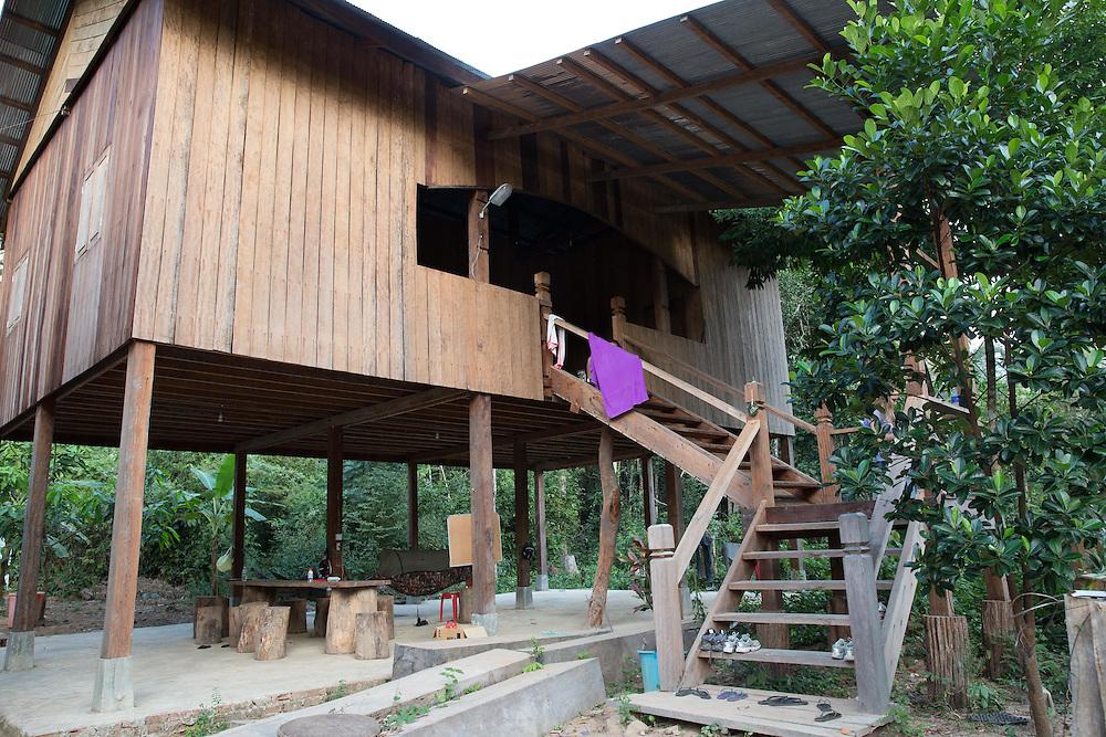 ANU hut