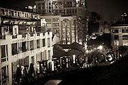 city lights Ho Chi Minh City